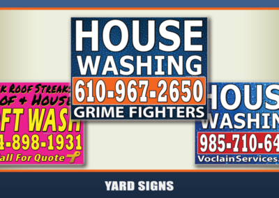 Yard Signs by Sign2Day