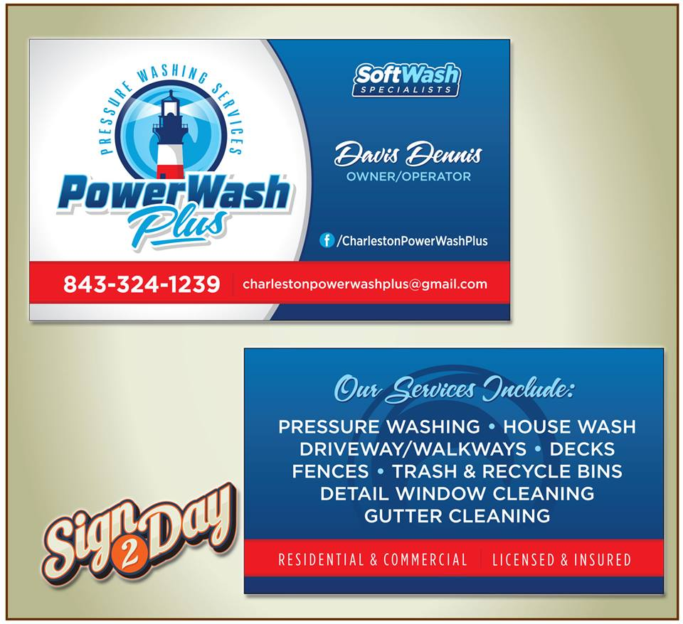 New customer likes logo signs business cards sign2day business card design by sign2day reheart Images