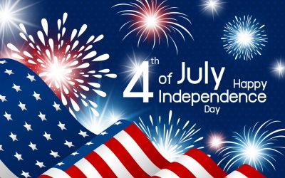 July 4th is Independence Day and America's birthday